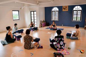 ヨーガの教えを学ぶ12時間基礎講座、Mohini先生