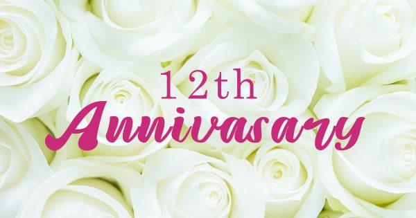 12周年記念イベント